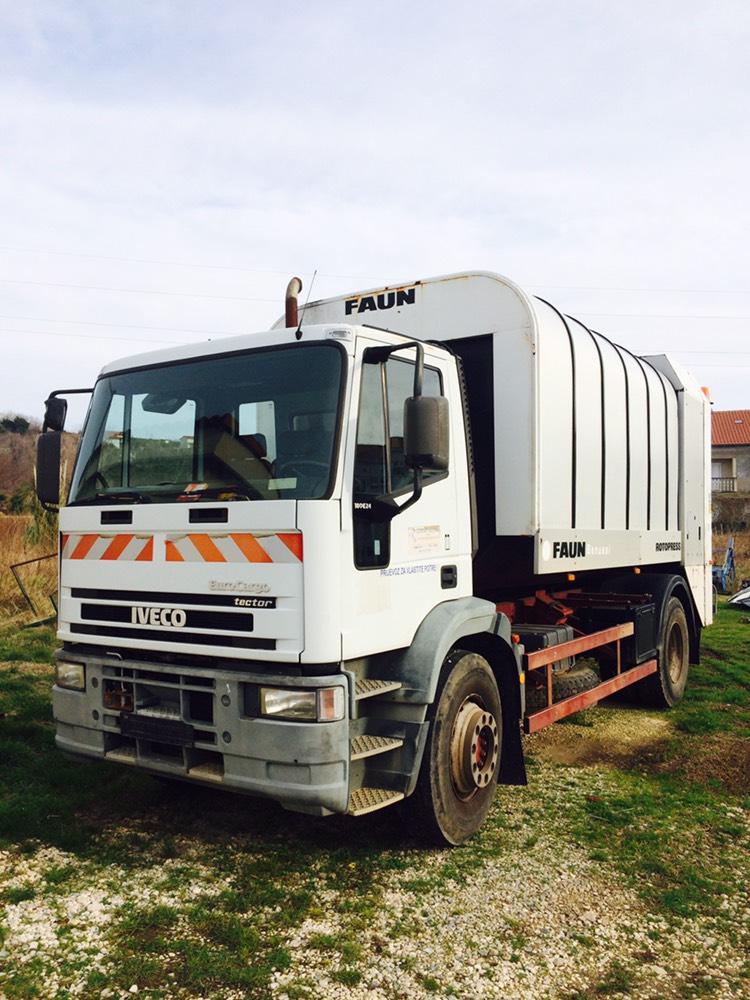 Iveco Euro Cargo 180E24 -2